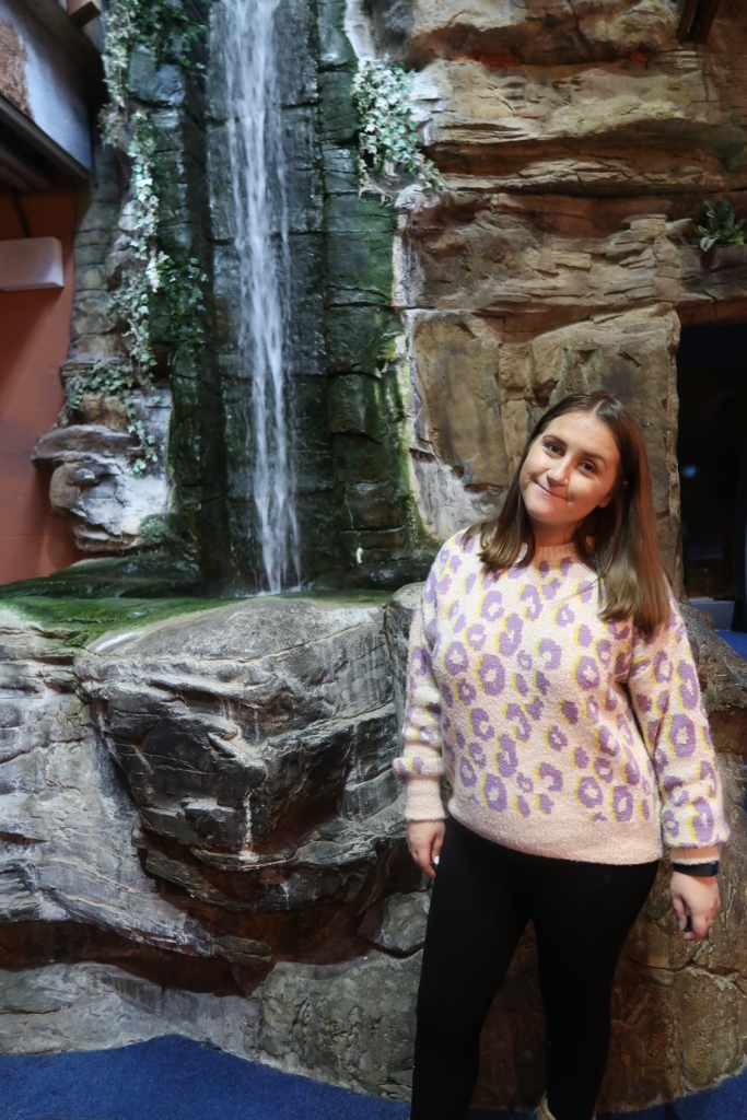 Waterfall SW